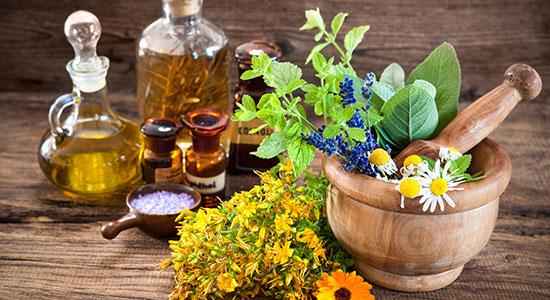 גישה טיפולית ייחודית בשיטות הומאופתיה, צמחי מרפא ורפואה עממית